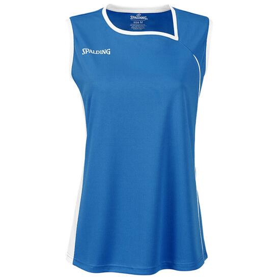 4Her II Basketballtank Damen, blau / weiß, zoom bei OUTFITTER Online