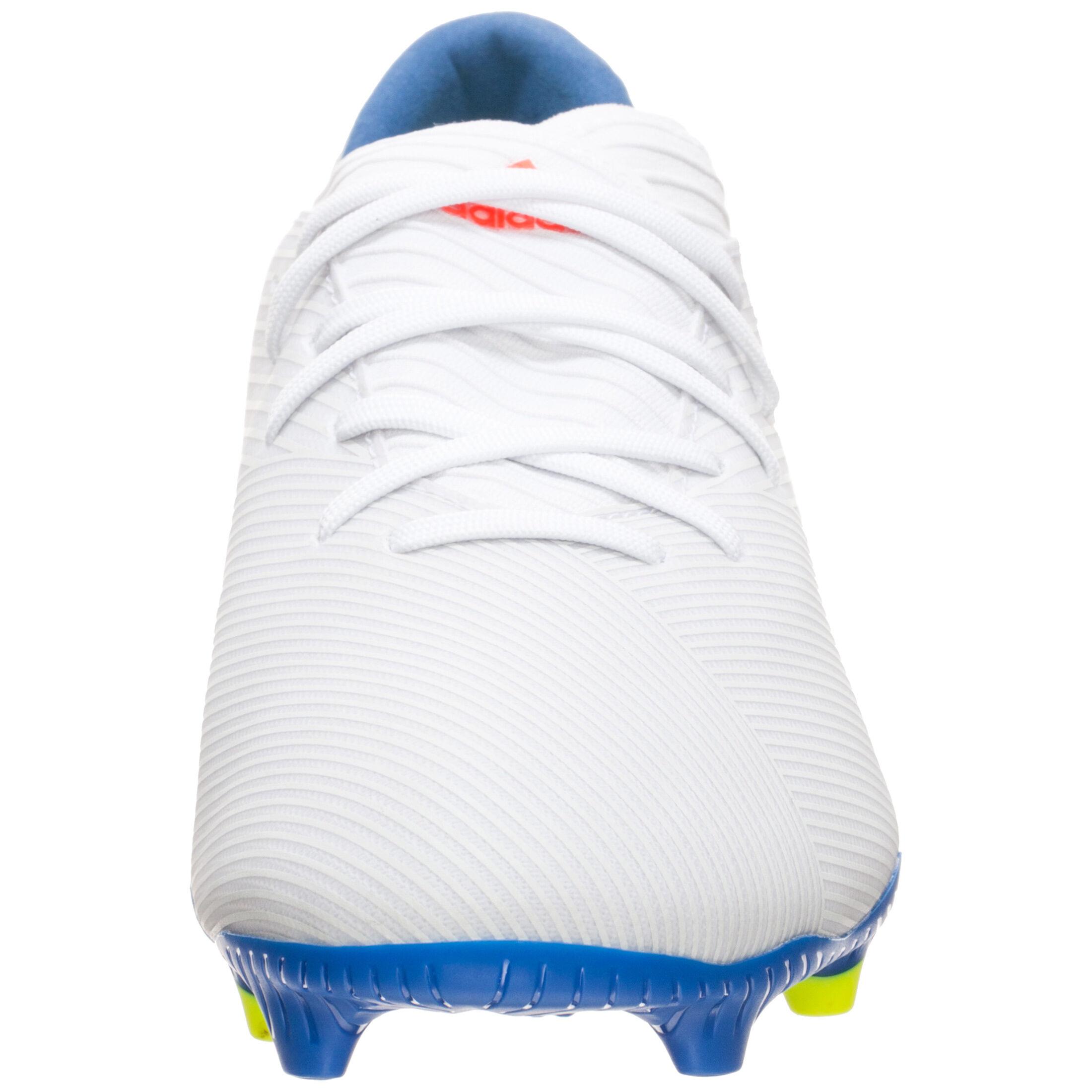 adidas Nemeziz 19.3 FG Fußballschuh Schwarz   adidas Deutschland