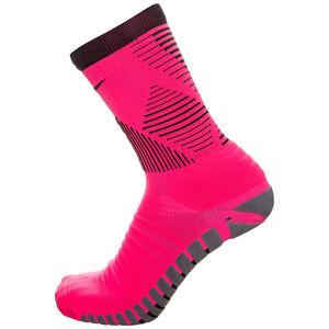 Strike Mercurial Crew Socken, pink / grau, zoom bei OUTFITTER Online