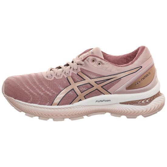 Gel-Nimbus 22 Laufschuh Damen, rosé gold, zoom bei OUTFITTER Online
