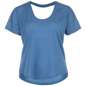 Miler Breathe Laufshirt Damen, blau, zoom bei OUTFITTER Online