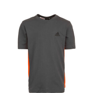 ID Tee 2 Trainingsshirt Kinder, grau, zoom bei OUTFITTER Online