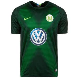 VfL Wolfsburg Trikot Home Stadium 2018/2019 Herren, Grün, zoom bei OUTFITTER Online