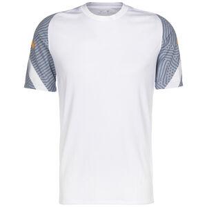 Dry Strike Trainingsshirt Herren, weiß / hellgrau, zoom bei OUTFITTER Online
