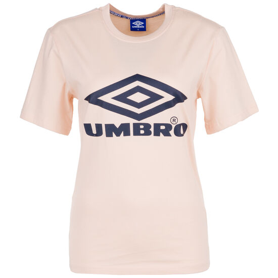 Boyfriend Fit Logo T-Shirt Damen, rosa, zoom bei OUTFITTER Online