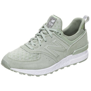 WS574-SND-B Sneaker Damen, Grün, zoom bei OUTFITTER Online