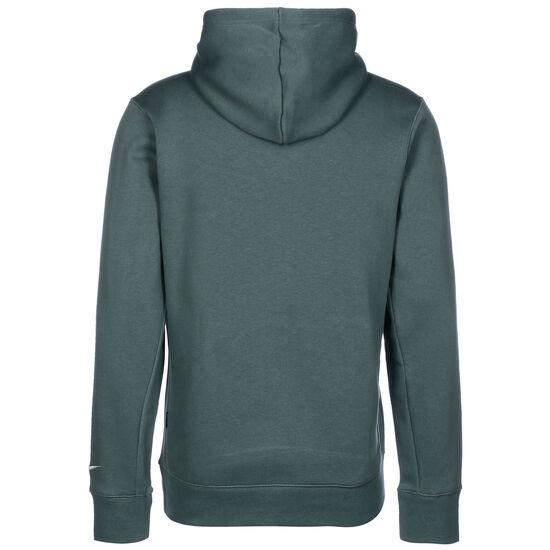 F.C. Essential Fleece Kapuzenpullover Herren, grau / grün, zoom bei OUTFITTER Online
