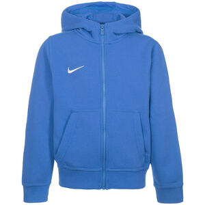 Team Club Trainingskapuzenjacke Kinder, Blau, zoom bei OUTFITTER Online