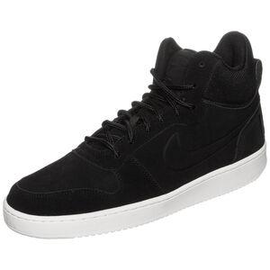 Court Borough Mid Premium Sneaker Herren, Schwarz, zoom bei OUTFITTER Online