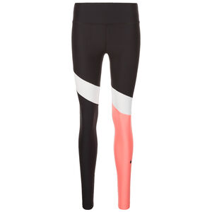 Power Trainingstight Damen, Schwarz, zoom bei OUTFITTER Online