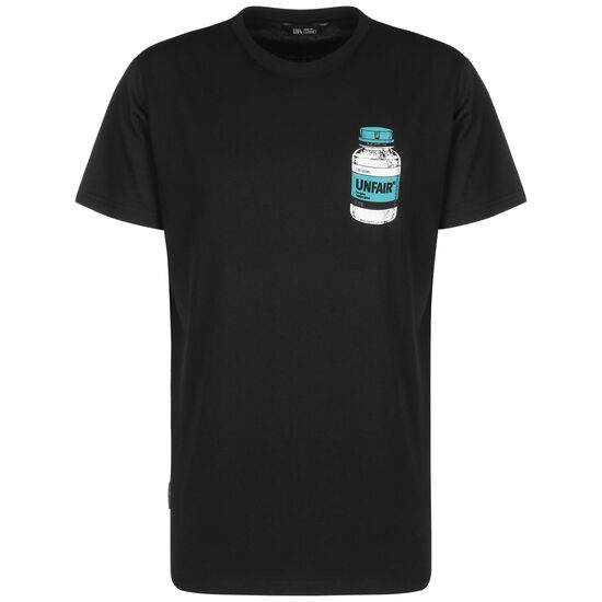 Supplement T-Shirt Herren, schwarz / weiß, zoom bei OUTFITTER Online