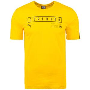 Borussia Dortmund Fan T-Shirt Herren, gelb / schwarz, zoom bei OUTFITTER Online