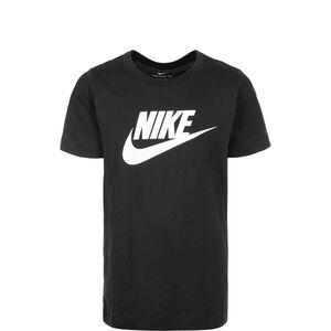 Futura Icon T-Shirt Kinder, schwarz / weiß, zoom bei OUTFITTER Online