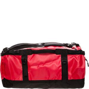 Base Camp Duffel S Tasche, rot / schwarz, zoom bei OUTFITTER Online