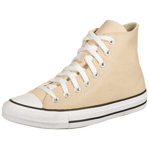 Chuck Taylor All Star High Sneaker, beige / weiß, zoom bei OUTFITTER Online