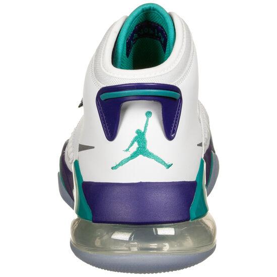 Jordan Mars 270 Basketballschuhe Herren, weiß / silber, zoom bei OUTFITTER Online
