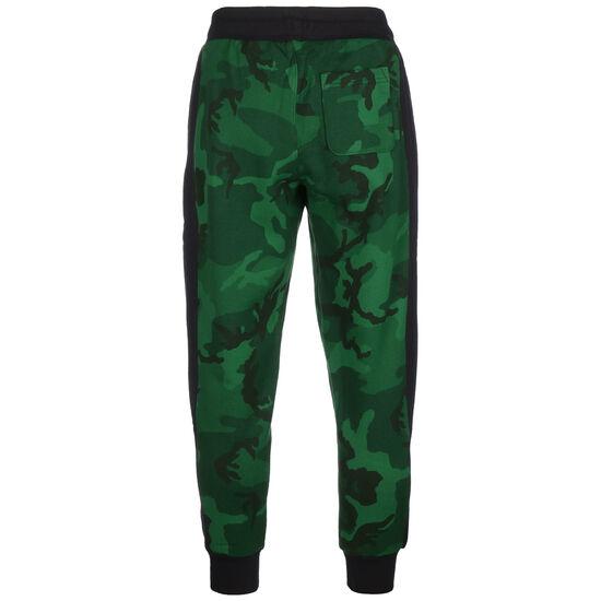 Boston Celtics AOP Jogginghose Herren, grün / schwarz, zoom bei OUTFITTER Online