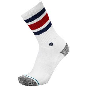 Staples Boyd ST Socken, weiß / blau, zoom bei OUTFITTER Online