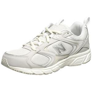 ML408 Sneaker Damen, weiß / silber, zoom bei OUTFITTER Online