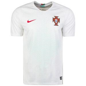 Portugal Stadium Trikot Away WM 2018 Herren, Weiß, zoom bei OUTFITTER Online