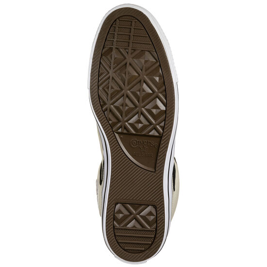 Chuck Taylor All Star High Street Canvas Sneaker, beige / weiß, zoom bei OUTFITTER Online