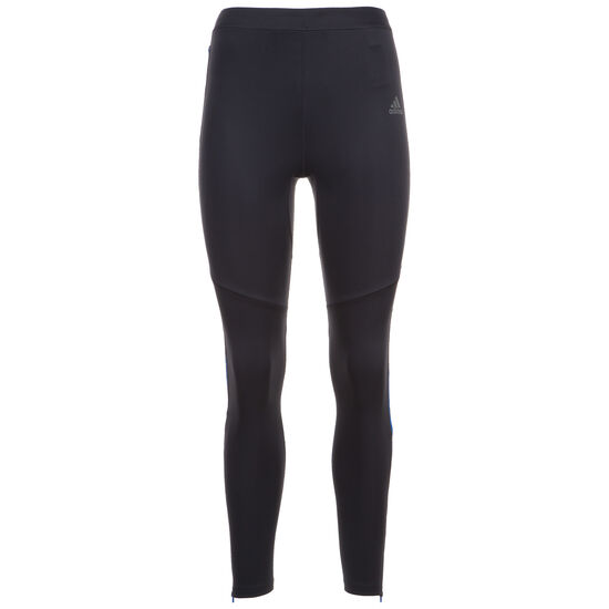 Own The Run Lauftight Herren, schwarz / blau, zoom bei OUTFITTER Online