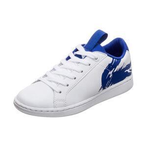 Carnaby Evo Sneaker Kinder, weiß / blau, zoom bei OUTFITTER Online