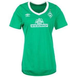 SV Werder Bremen Trikot Home 2019/2020 Damen, grün / weiß, zoom bei OUTFITTER Online