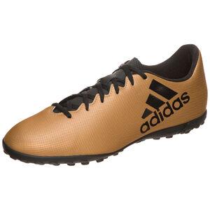 X Tango 17.4 TF Fußballschuh Herren, Gold, zoom bei OUTFITTER Online