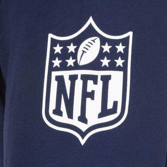 NFL New England Patriots Kapuzenjacke Herren, dunkelblau / weiß, zoom bei OUTFITTER Online