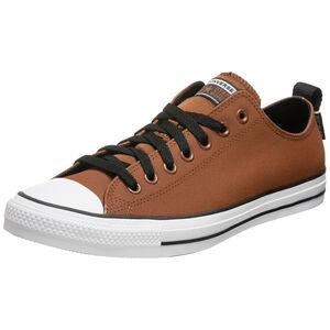 Chuck Taylor All Star OX Sneaker, braun / weiß, zoom bei OUTFITTER Online