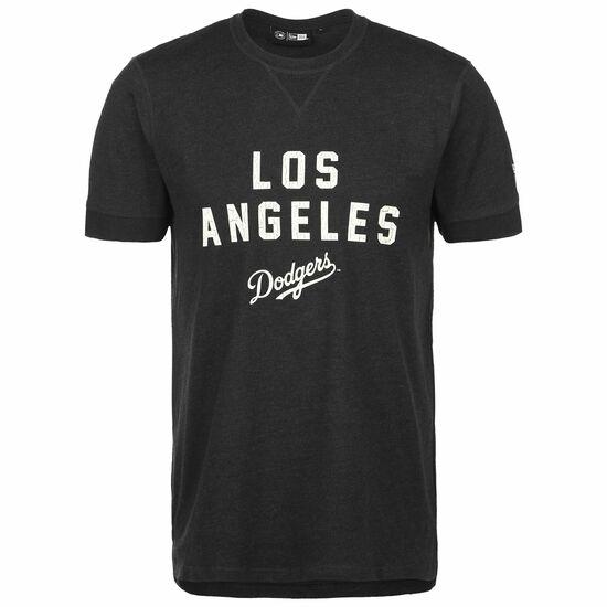 MLB Los Angeles Dodgers Heritage T-Shirt Herren, anthrazit / weiß, zoom bei OUTFITTER Online