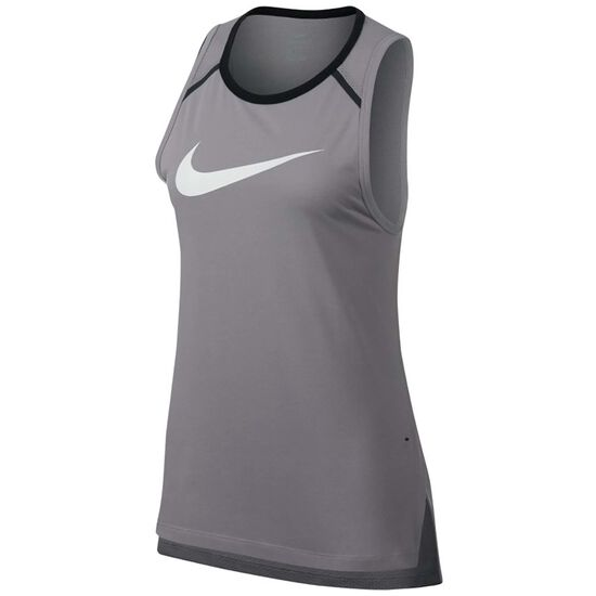 Breathe Elite Basketballtank Damen, grau, zoom bei OUTFITTER Online