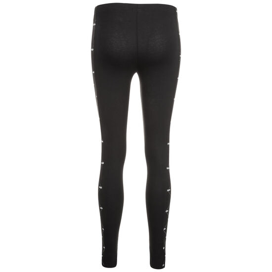 Core Graphic Leggings Damen, schwarz, zoom bei OUTFITTER Online