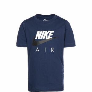 Air T-Shirt Kinder, dunkelblau / schwarz, zoom bei OUTFITTER Online