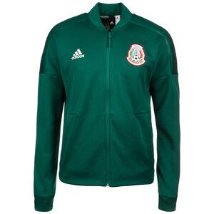 Mexiko Z.N.E. Jacke Knitted WM 2018 Herren, Grün, zoom bei OUTFITTER Online