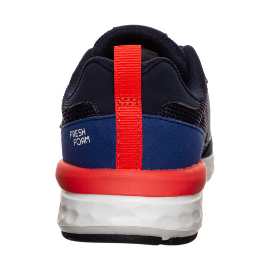 YS515 RD2 Sneaker Kinder, dunkelblau / rot, zoom bei OUTFITTER Online