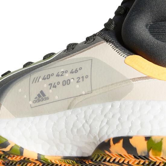 Marquee BOOST Basketballschuhe Herren, grün / beige, zoom bei OUTFITTER Online