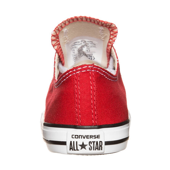 Chuck Taylor All Star OX Sneaker Kleinkinder, Rot, zoom bei OUTFITTER Online