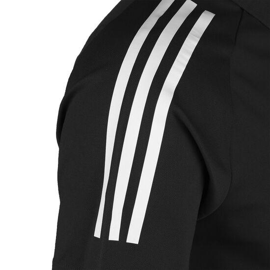 Condivo 20 Poloshirt Herren, schwarz / weiß, zoom bei OUTFITTER Online