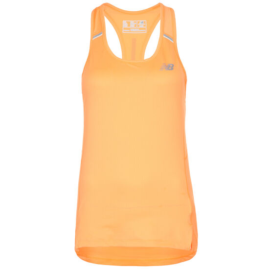 Ice 2.0 Lauftank Damen, orange, zoom bei OUTFITTER Online