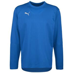 LIGA Trainingssweat Herren, blau / weiß, zoom bei OUTFITTER Online