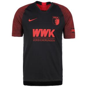 FC Augsburg Trikot Away Stadium 2019/2020 Herren, schwarz / bordeaux, zoom bei OUTFITTER Online