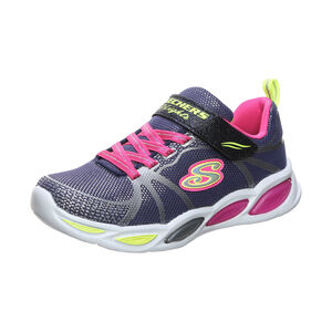 Shimmer Beams Sporty Glow Sneaker Kinder, dunkelblau / pink, zoom bei OUTFITTER Online