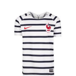 Frankreich Trainingsshirt WM 2018 Kinder, Weiß, zoom bei OUTFITTER Online