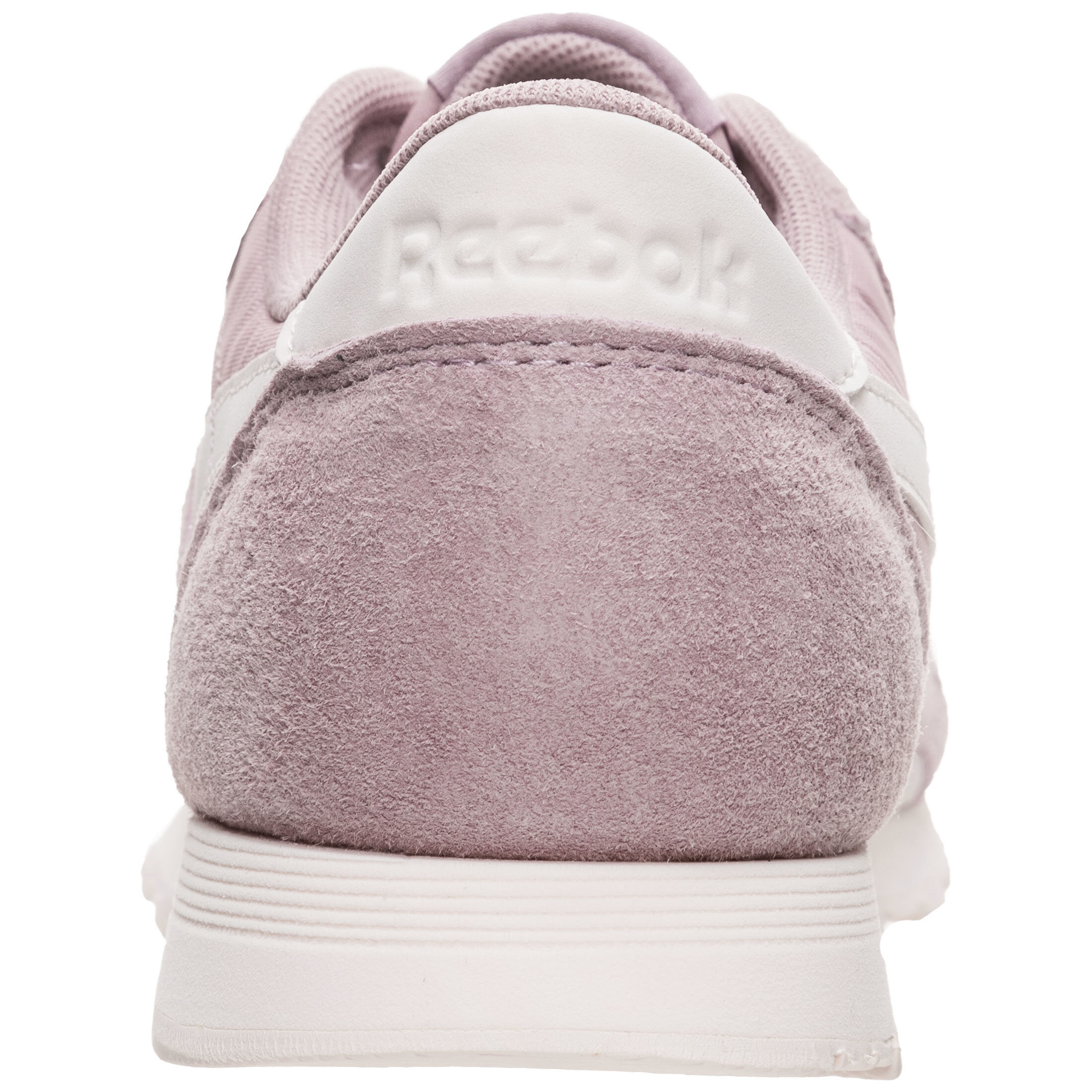 Classic Leather Nylon Sneaker Damen