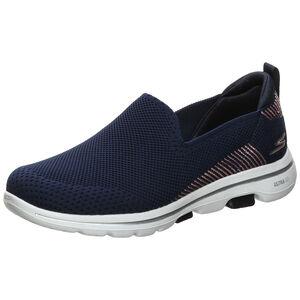 GOwalk 5 Prized Walkingschuh Damen, dunkelblau, zoom bei OUTFITTER Online