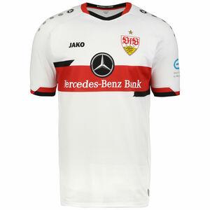 VfB Stuttgart Trikot Home 2021/2022 Herren, weiß / rot, zoom bei OUTFITTER Online