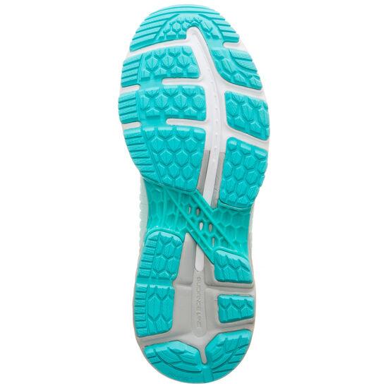 Gel-Kayano 25 Laufschuh Damen, hellblau / beige, zoom bei OUTFITTER Online