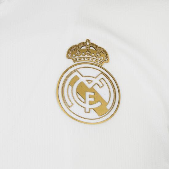 Real Madrid Präsentationsjacke Herren, weiß / gold, zoom bei OUTFITTER Online